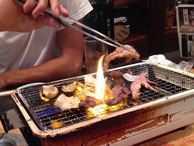 焼肉「三四郎」