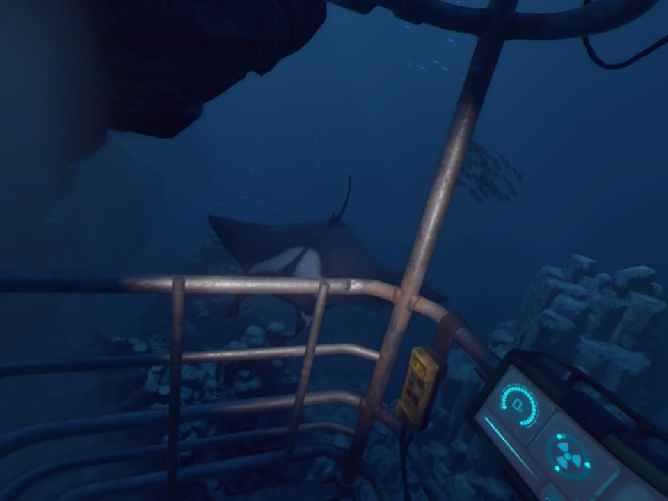 Ocean Descent